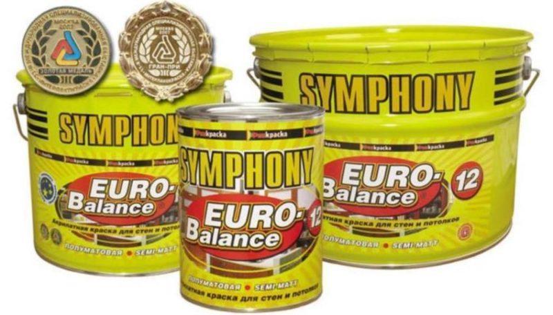 Symphony Euro-Balance Facade фото