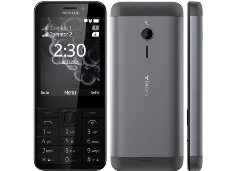 Nokia 230 Dual Sim фото