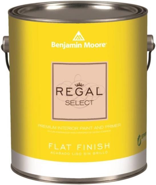Regal Select 547 WaterBorne Interior Paint-Flat фото