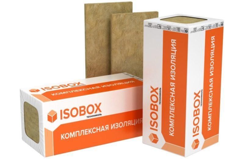 Isobox плита фото