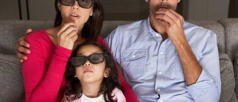 Выбираем 3д очки для просмотра фильмов