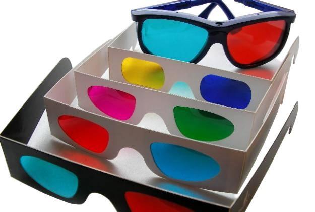 разные 3 д очки- как правильно выбрать хорошие