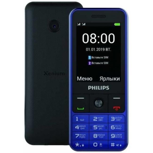 Philips Xenium E182 фото