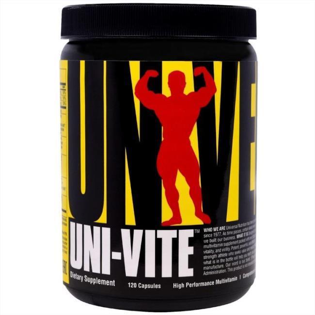 Uni-Vite Universal Nutrition фото