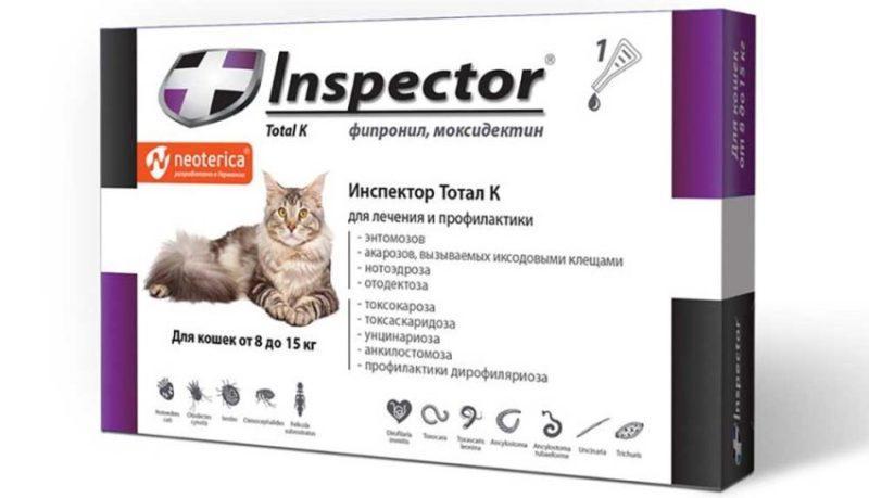 Инспектор Тотал К фото