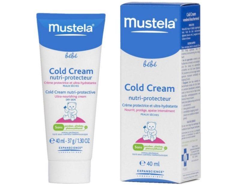Mustela Cold Cream фото