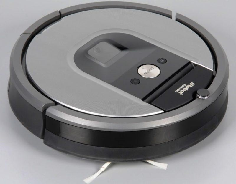 iRobot Roomba 960 дизайн и внешний вид