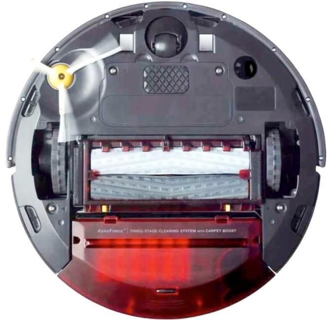 iRobot Roomba 960 снизу