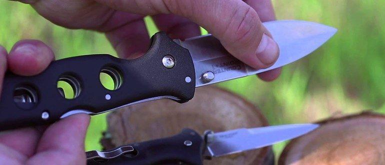 Выбираем самый хороший складной нож