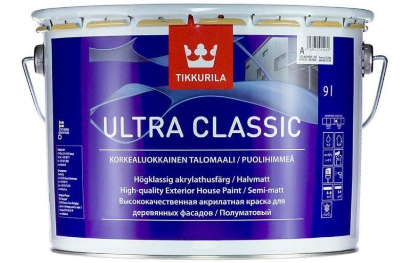 Tikkurila Ultra Classic A фото