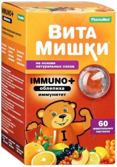ВитаМишки IMMUNO+ фото