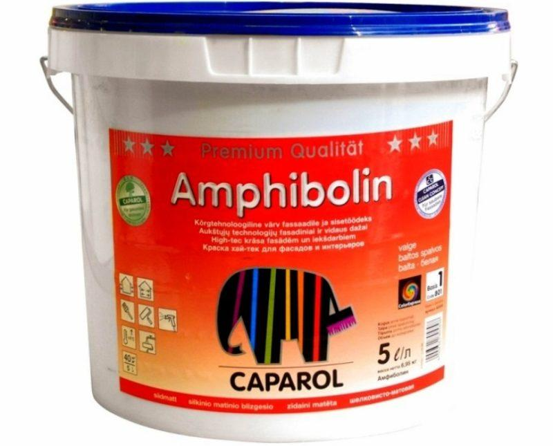 Caparol Amphibolin Bas 1 фото