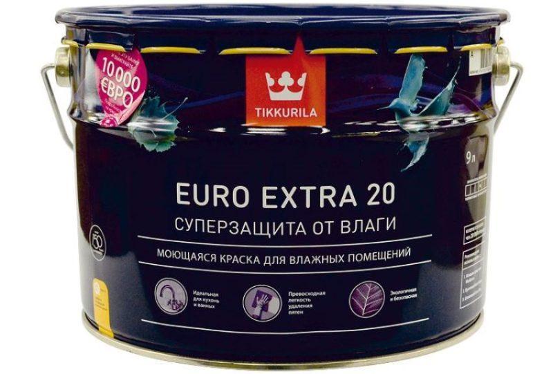 Tikkurila Euro Extra-20 Основа С