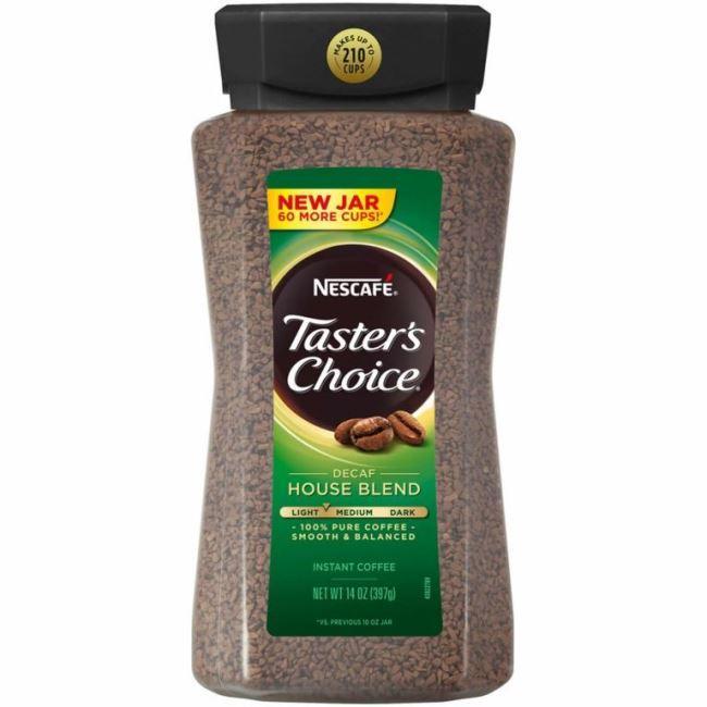 Taster's Choice фото