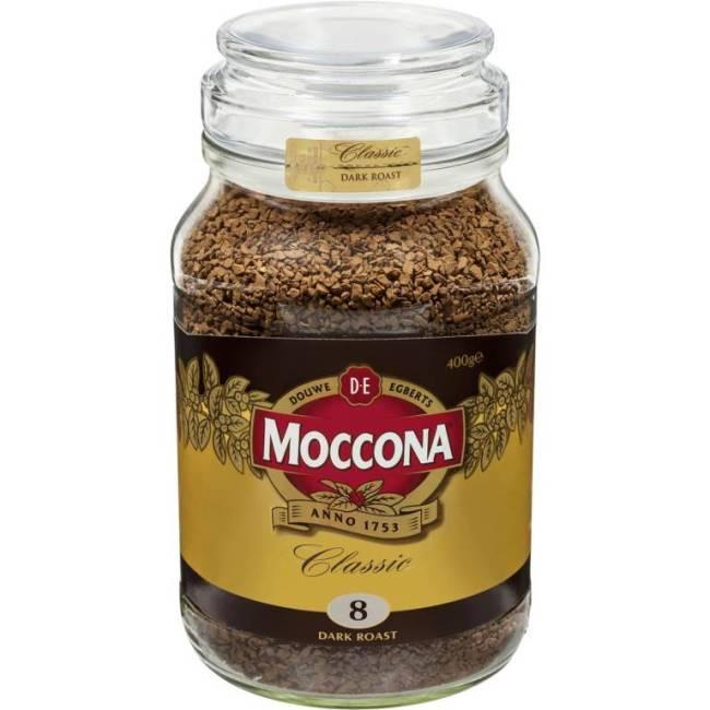 Moccona фото
