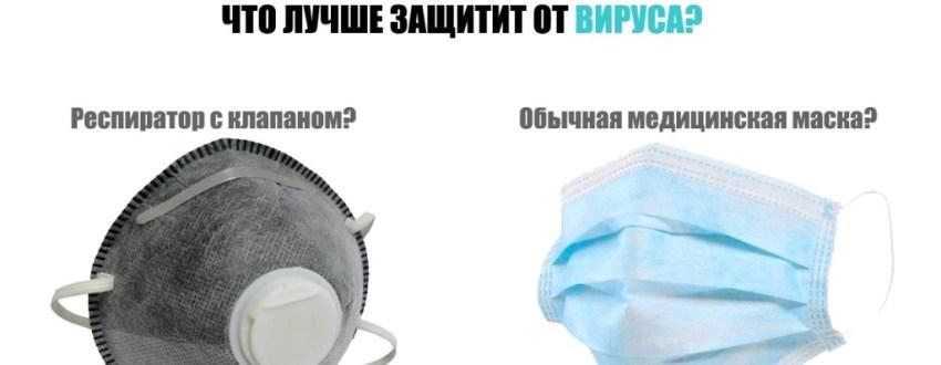 защитные маски от вирусов черные