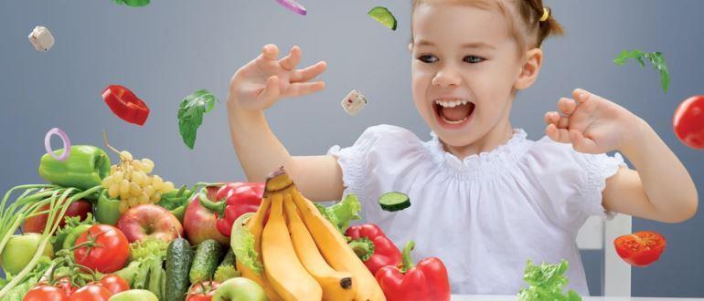 Топ-10 лучших витаминов для детей по возрасту