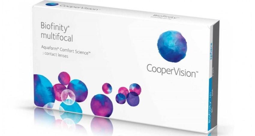 CooperVision Biofinity фото