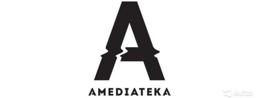 Амедиатека логотип