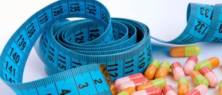 Выбираем средства для похудения