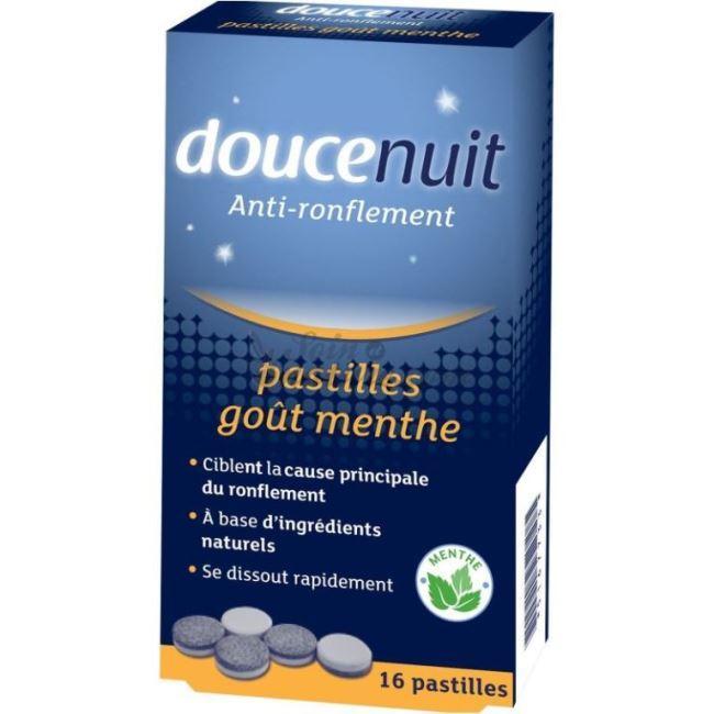 Doucenuit Анти-храп двойного действия Mint фото