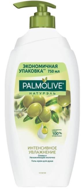 Palmolive Интенсивное увлажнение с экстрактом оливы и увлажняющим молочком фото