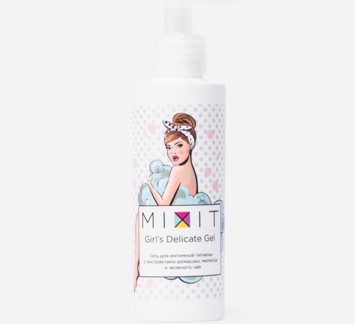 Mixit Girl's Delicate Gel фото