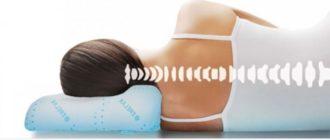 Выбираем хорошую ортопедическую подушку