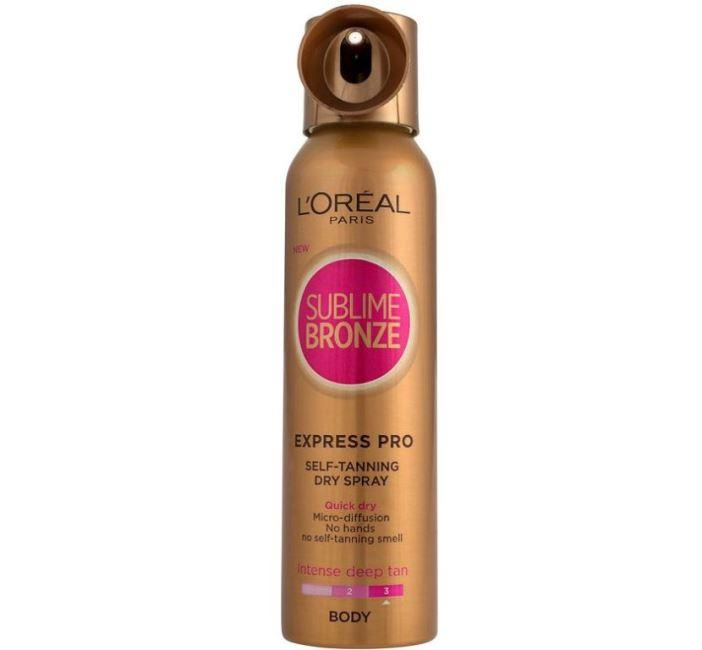 L'Oreal Sublime Bronze Airbrush фото