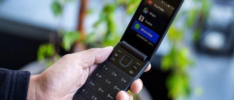 телефон раскладушка- выбираем самую хорошую