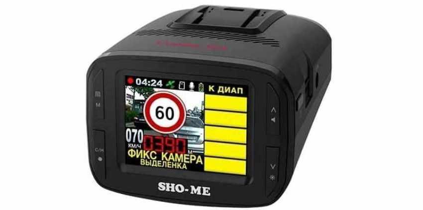 SHO-ME Combo N3 iCatch фото