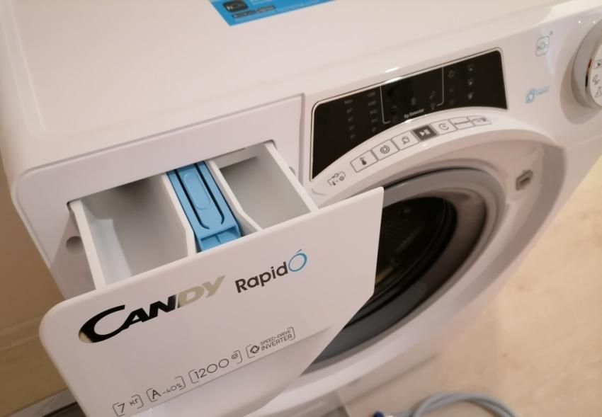 Лоток стиральной машины Candy RO4 1276DWMC4 07