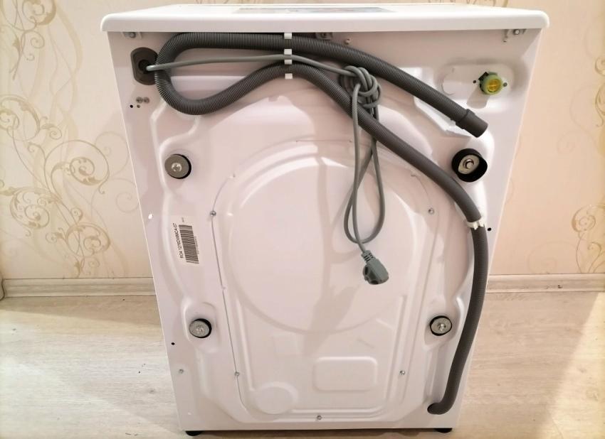 Задняя часть стиральная машина Candy RO4 1276DWMC4 07