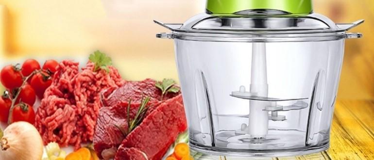 Выбираем хороший измельчитель продуктов для кухни