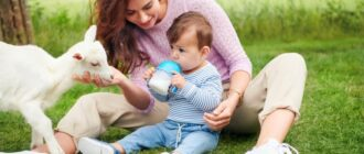 Выбираем самую лучшую детскую смесь на козьем молоке
