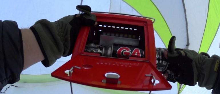 Газовый обогреватель- выбираем лучший портативный обогреватель
