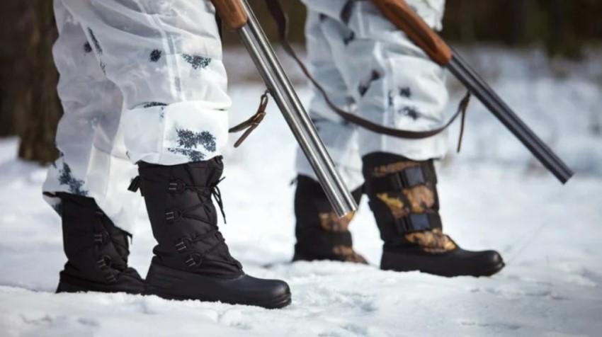 Выбираем зимние сапоги для охоты и рыбалки
