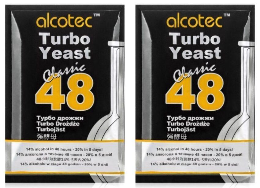 Alcotec 48 Classic turbo фото