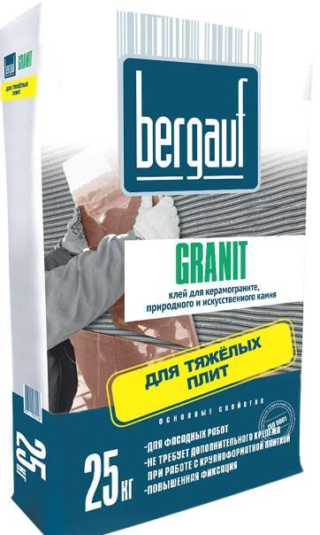 Bergauf Granit фото