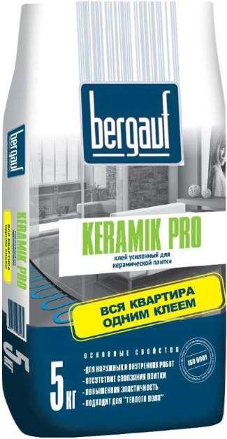 Востребованный продукт из рейтинга Bergauf Keramik Pro фото