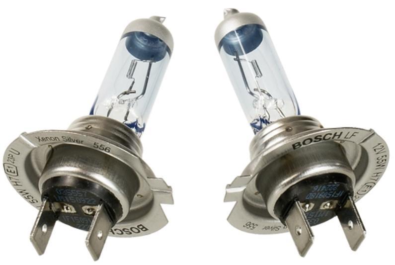 Bosch Xenon Silver H4 фото