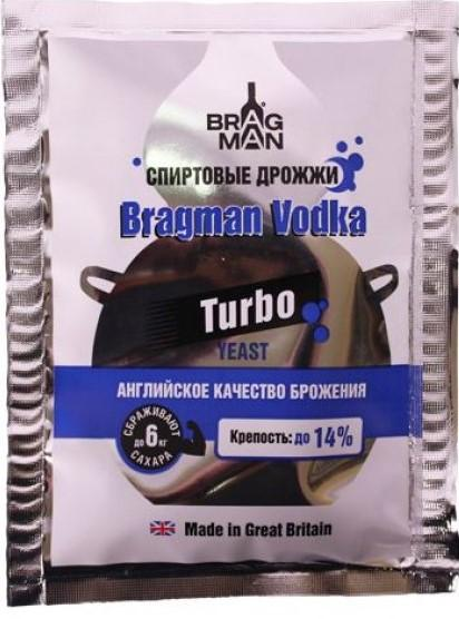 Bragman Vodka фото