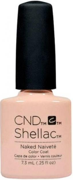 CND Shellac Nude фото