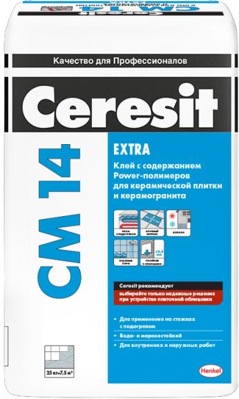Ceresit CM 14 Extra фото