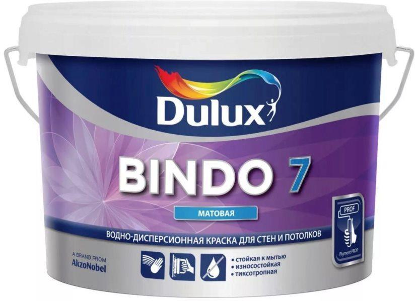 DULUX BINDO 7 BW фото