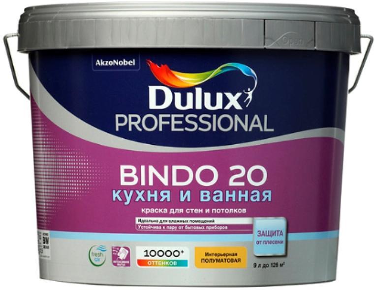 DULUX Bindo 20 Кухня и Ванная фото