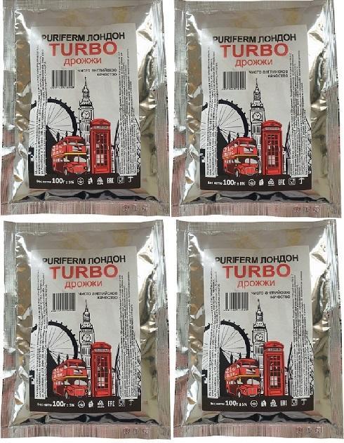 Дело вкуса Puriferm Лондон Turbo фото