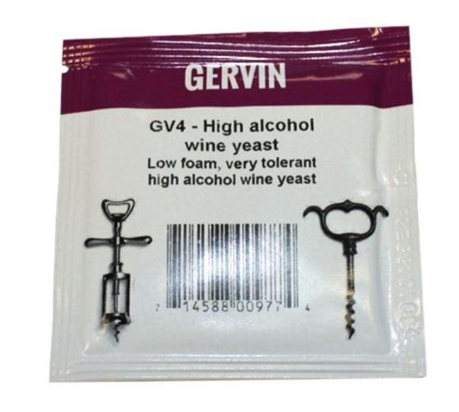 Gervin GV4 для крепкого вина фото