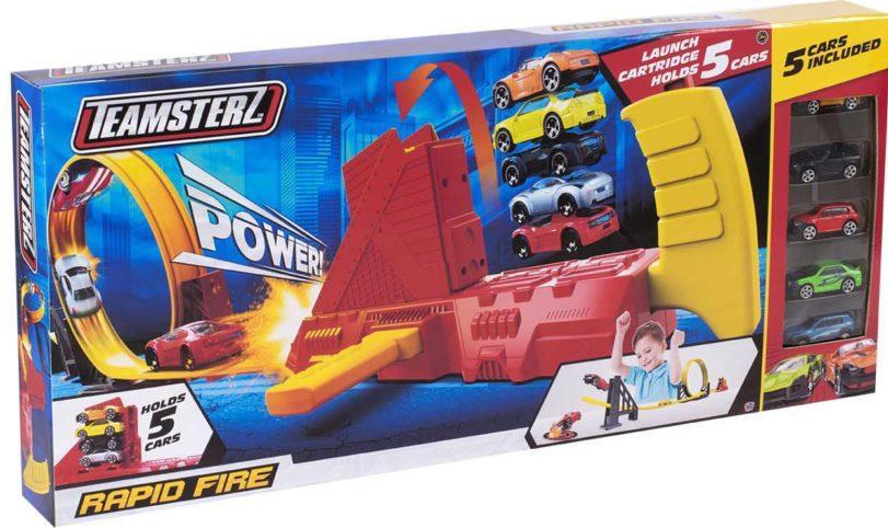 HTI Teamsterz Rapid Fire фото