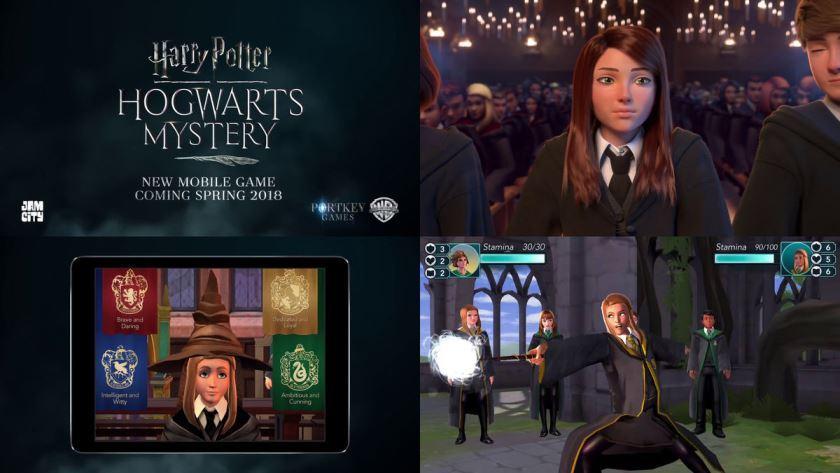 Harry Potter Hogwarts Mystery фото